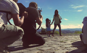 Le tournage du film RHINA-CARE