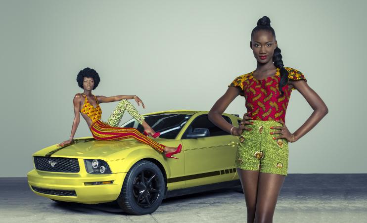 Dakar's Cars